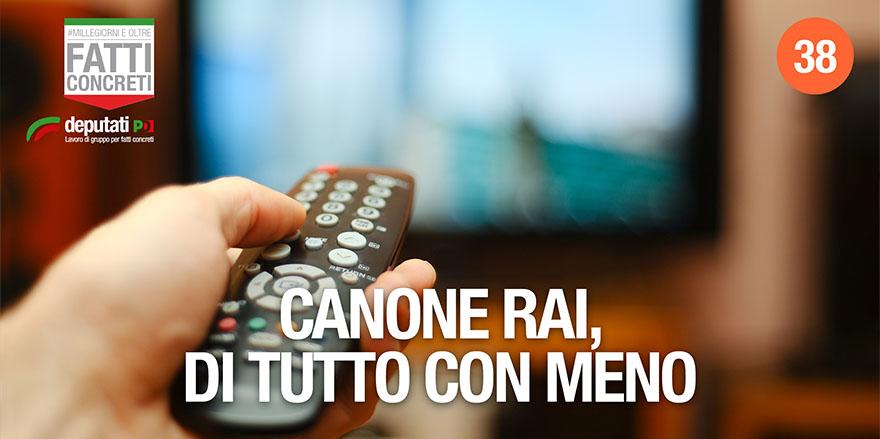 Canone ...