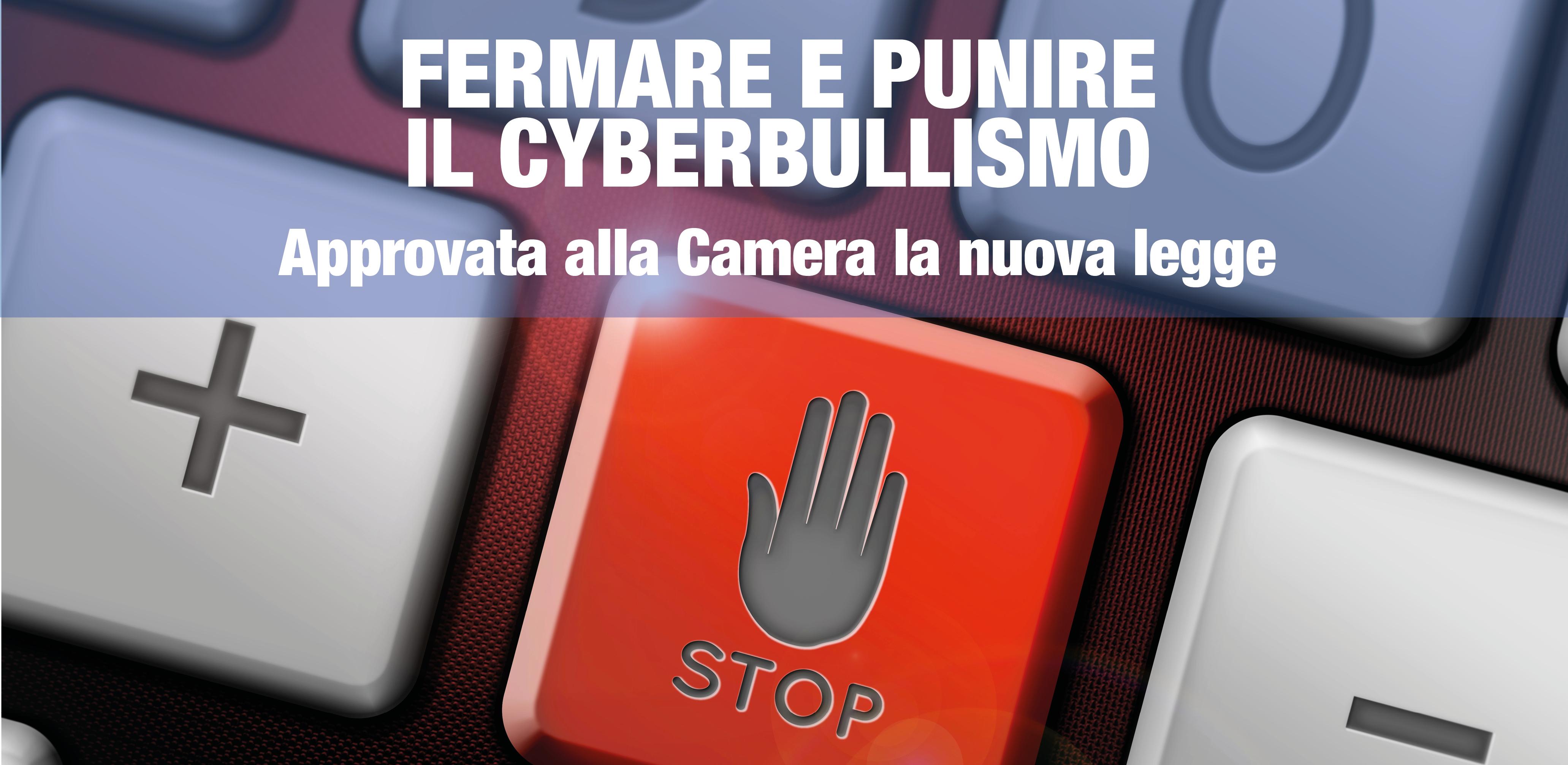 Cyberbullismo gruppo pd camera dei deputati news for Indirizzo della camera dei deputati
